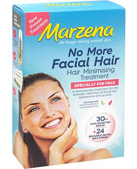 Marzena No More Facial Hair Treatment