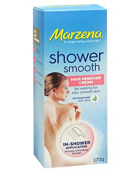 Marzena Shower Smooth Hair Remover Cream