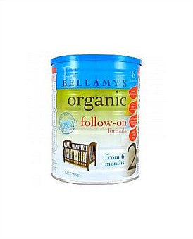 Bellamys Step 2 Organic Follow On Formula 6 ~ 12 Months (To China ONLY)