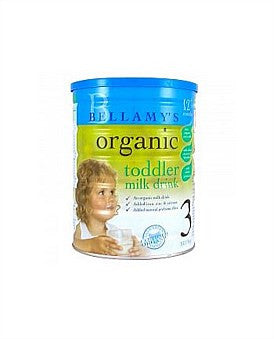 Bellamys Step 3 Organic Dairy Toddler Milk 12+ Months (To China ONLY)