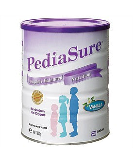 PediaSure Milk Powder Vanilla (NZ Only)