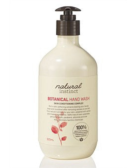 Natural Instinct Botanical Hand Wash