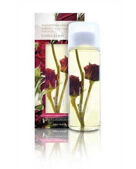Linden Leaves Aromatherapy Synergy Memories Body Oil