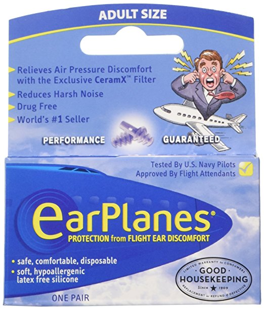 Ear Planes - Adult size