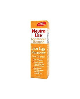NeutraLice Conditioner Shampoo - Lice Egg Remover