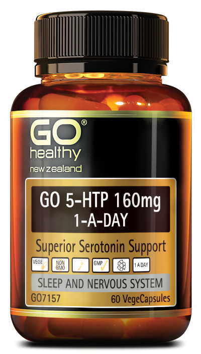 GO Healthy Go 5-HTP 160mg 1-A-Day