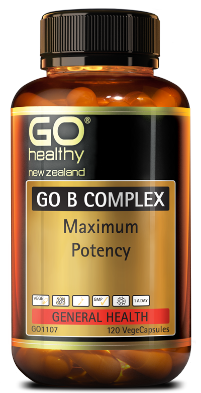 GO Healthy Go B Complex