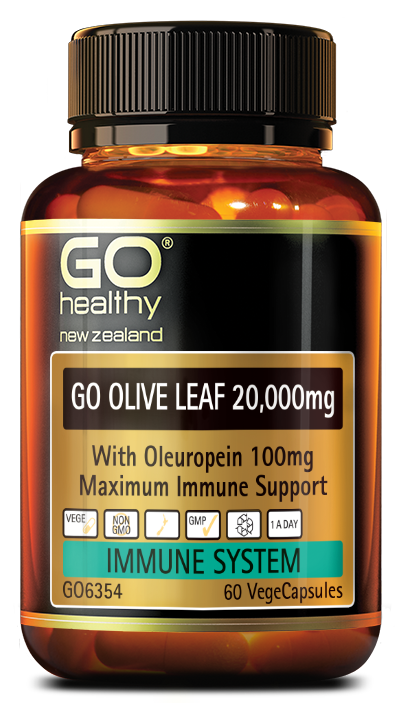GO Healthy Go Olive Leaf 20,000mg