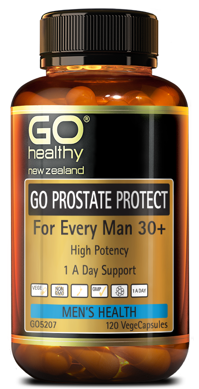 GO Healthy Go Prostate Protect