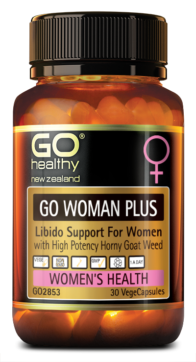 GO Healthy Go Woman Plus Libido Support for Women