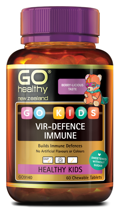 GO Healthy Go Kids Vir-Defence Immune