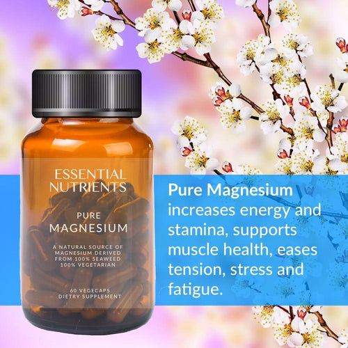 Essential Nutrients Natural Magnesium 715mg