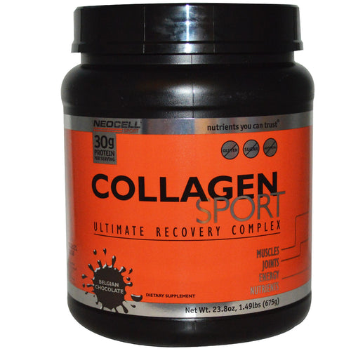 NeoCell Collagen Sport Powder Belgium Chocolate