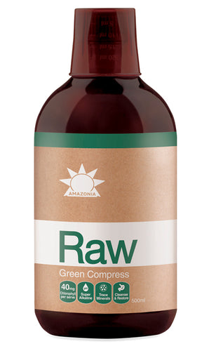 Amazonia Raw Green Compress