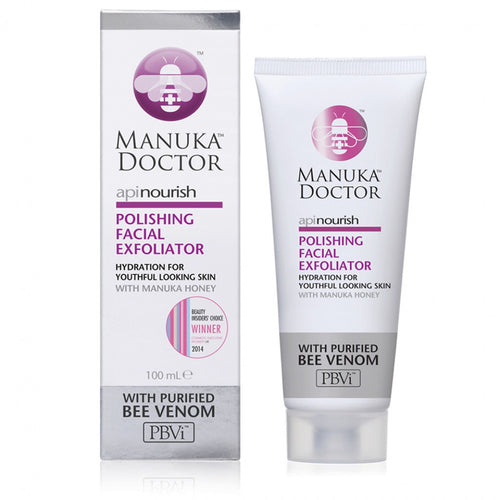 Manuka Doctor ApiNourish Polishing Facial Exfoliator