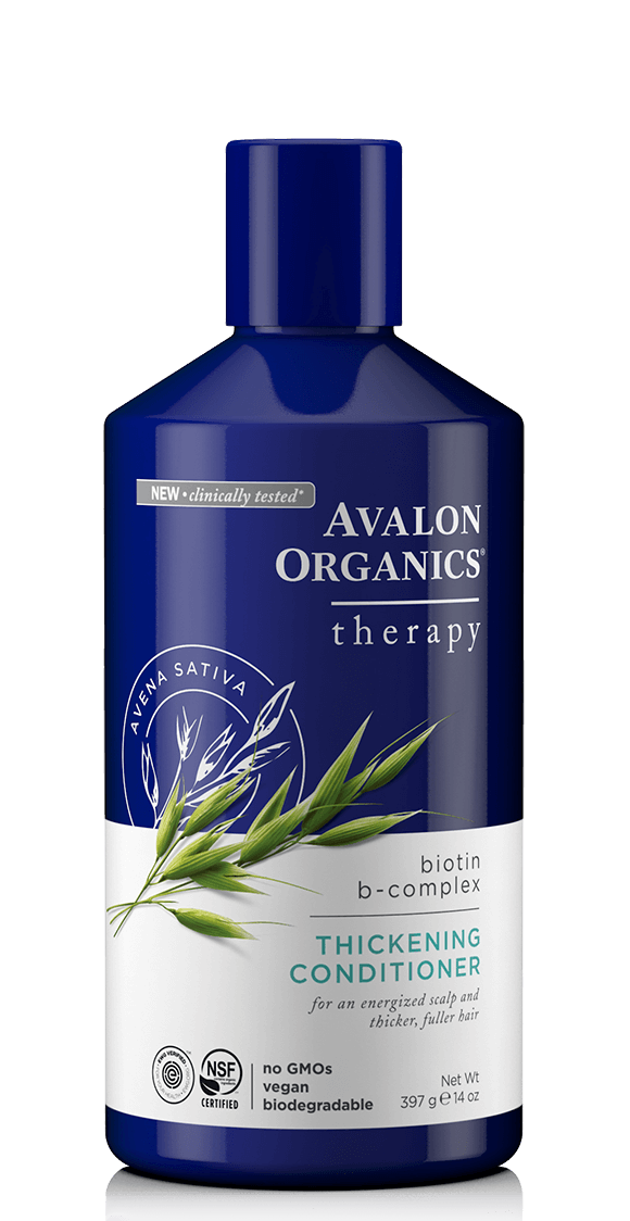 Avalon Organics Biotin B Complex Thickening Conditioner