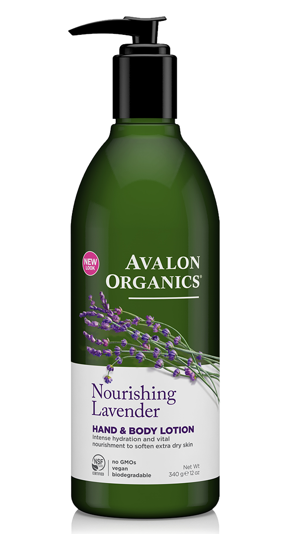 Avalon Organics Lavender Hand and Body Lotion
