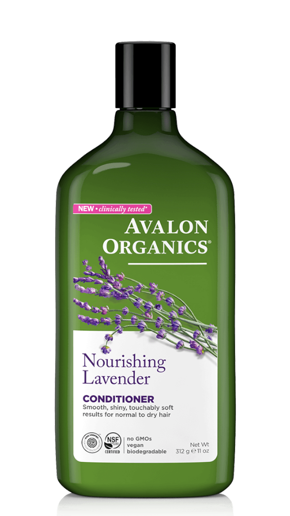 Avalon Organics Lavender Nourishing Hair Conditioner