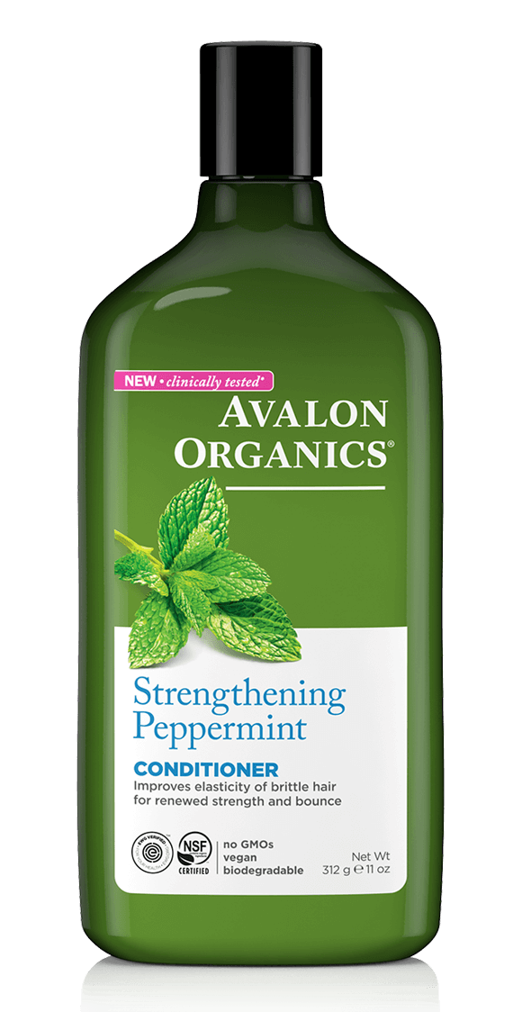 Avalon Organics Peppermint Strengthening Hair Conditioner