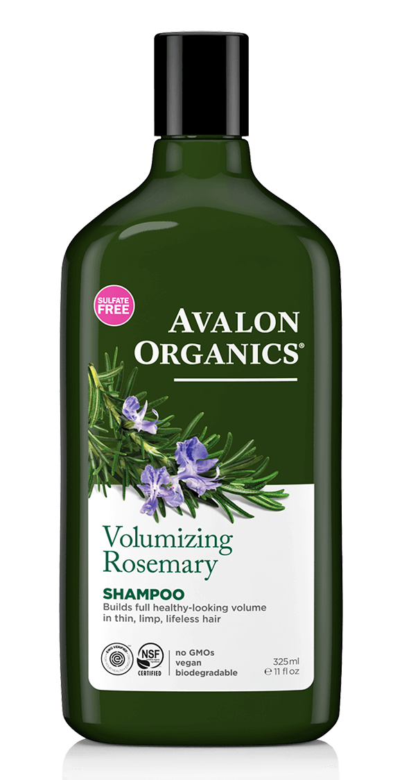 Avalon Organics Rosemary Volumizing Hair Shampoo