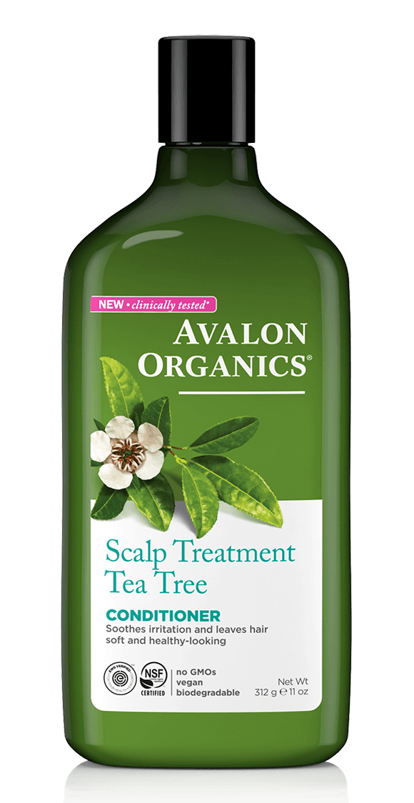 Avalon Organics Tea Tree Scalp Treatment Hair Conditioner