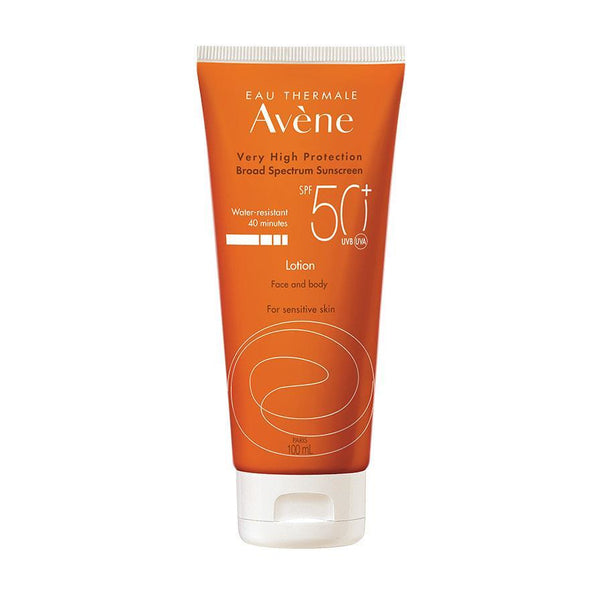 Avene Broad Spectrum Sunscreen SPF 50+ Lotion