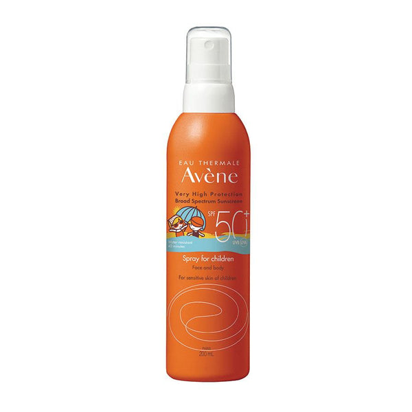 Avene Broad Spectrum Sunscreen SPF 50+ Spray for Children