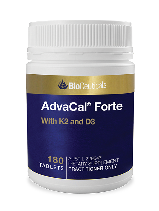 Bioceuticals AdvaCal Forte With K2 And D3