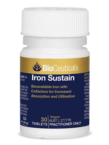 Bioceuticals Iron Sustain