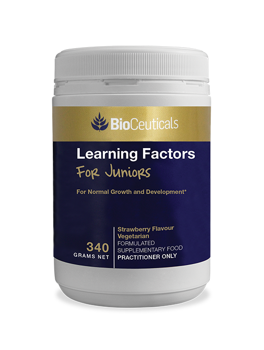 Bioceuticals Learning Factors For Juniors Strawberry