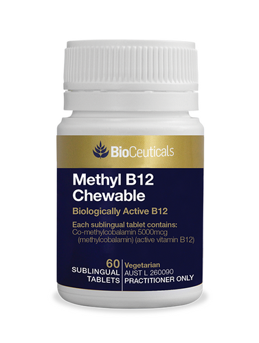 BioCeuticals Methyl B12 Chewable