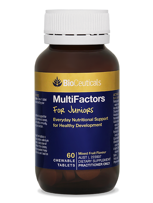 Bioceuticals Multifactors For Juniors