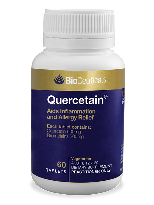 Bioceuticals Quercetain