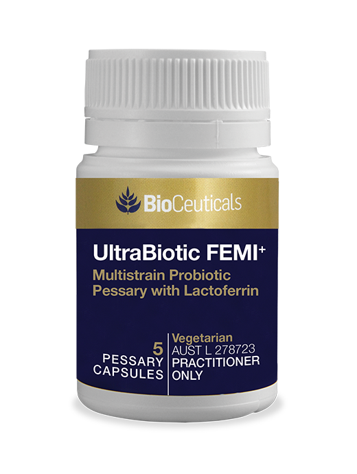BioCeuticals Ultrabiotic FEMI+