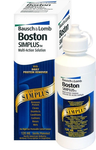 Bausch + Lomb Boston Simplus Multi-Action Solution