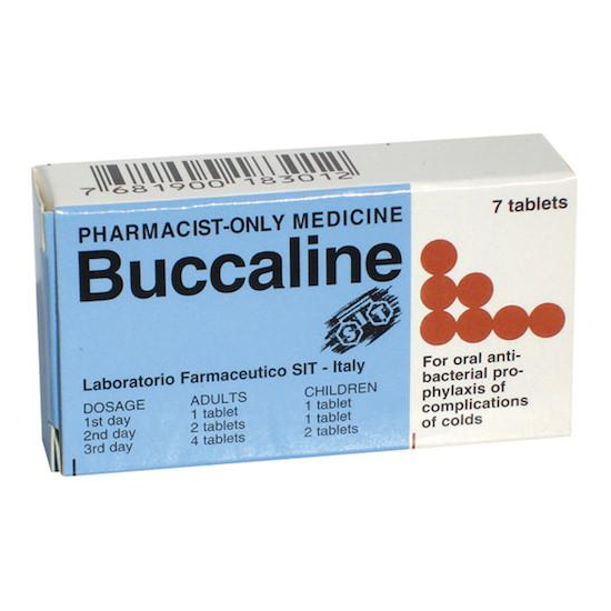 Buccaline Oral Vaccine