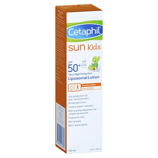 Cetaphil Sun Kids Liposomal Lotion SPF50+ (Was Dalong Sunscreen)