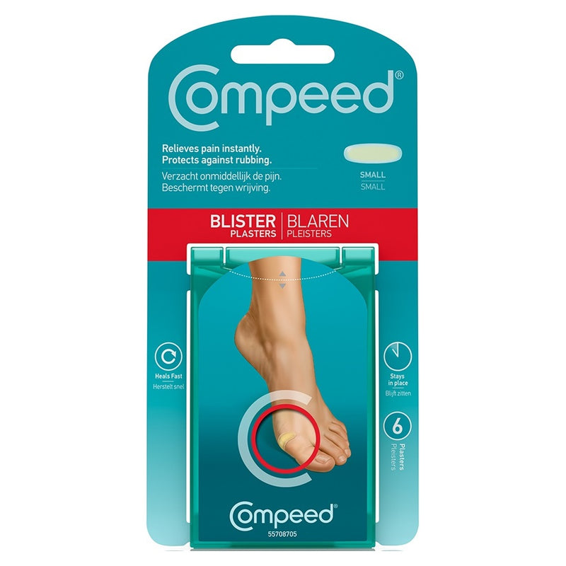 Compeed Blister Plasters Small