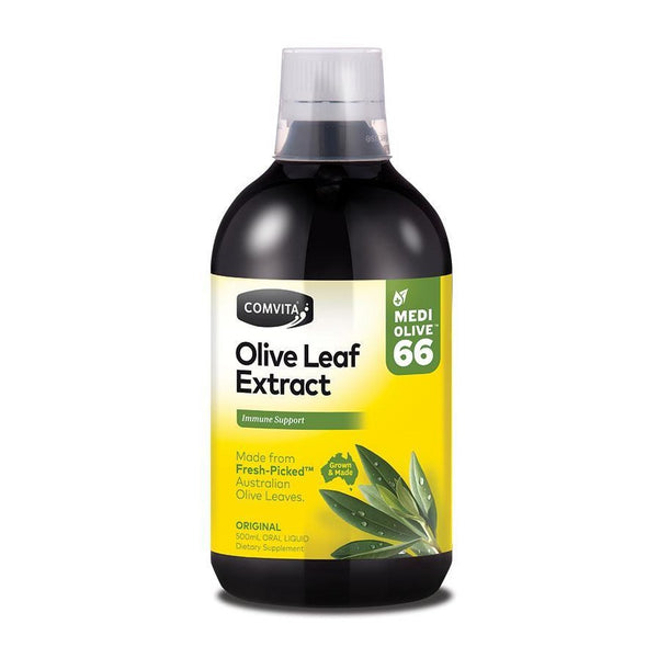 Comvita Olive Leaf Extract Original Natural Flavour
