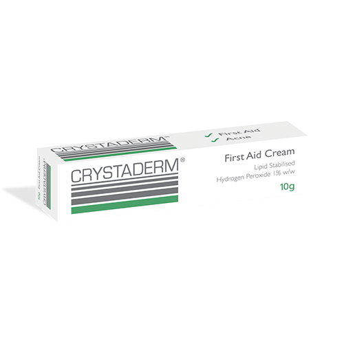 Crystaderm First Aid Cream