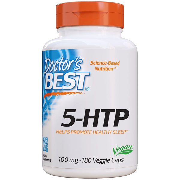 Doctor's Best 5-HTP 100mg