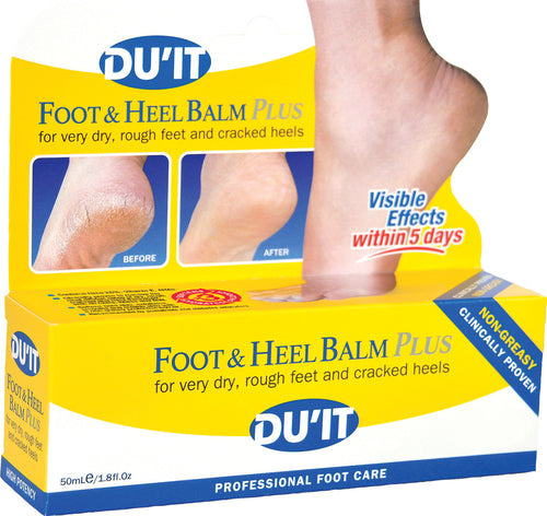 DU'IT Foot And Heel Balm Plus