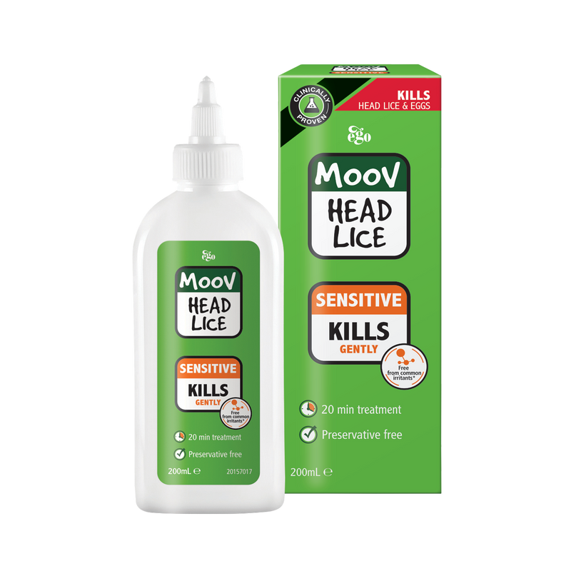 Ego MOOV Head Lice Sensitive