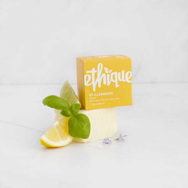 Ethique St Clements Shampoo Bar for Oily Hair