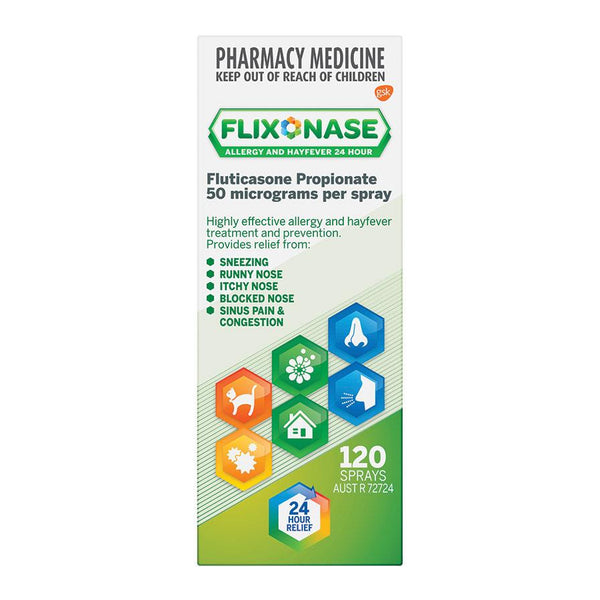 Flixonase Allergy and Hayfever 24 Hour Nasal Spray