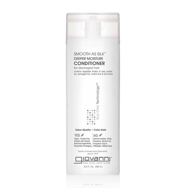 Giovanni Smooth As Silk Deeper Moisture Conditioner