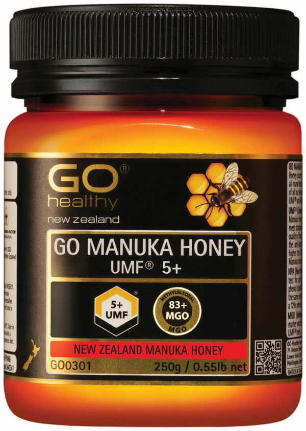 GO Healthy Go Manuka Honey UMF 5+