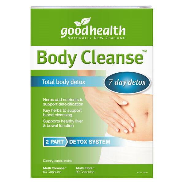 Good Health Body Cleanse Total Detox