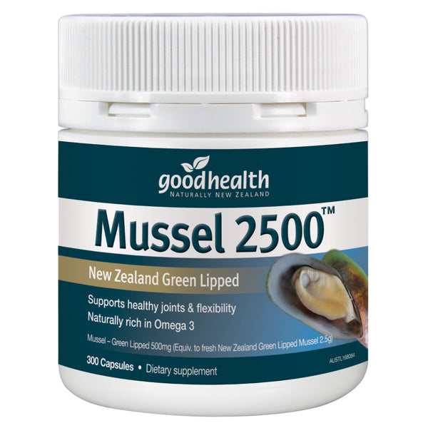 Good Health Mussel 2500