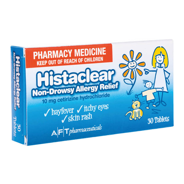 Histaclear Non-Drowsy Allergy Relief